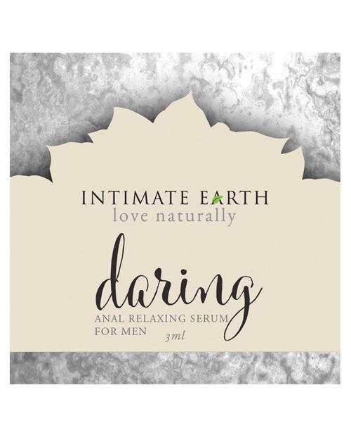 INTIMATE EARTH DARING ANAL SERUM FOR MEN FOIL SACHET 3ML