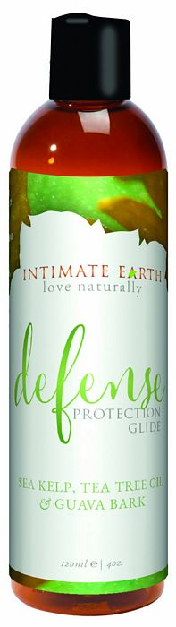 INTIMATE EARTH DEFENSE GLIDE 4OZ