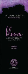 Intimate Earth Bloom Massage Oil Foil Sachet 1Oz