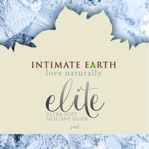 Intimate Earth Elite Glide Foil Pack 3Ml (Eaches)