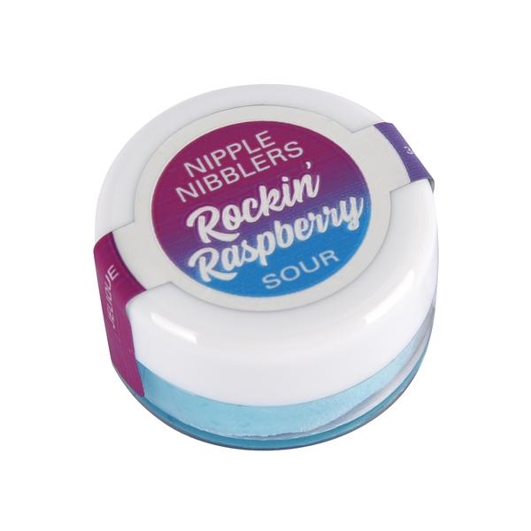 NIPPLE NIBBLERS SOUR PLEASURE BALM ROCKIN RASPBERRY 3g