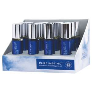 Pure Instinct Oil True Blend Roll On 10.2 Ml 12Pc Display