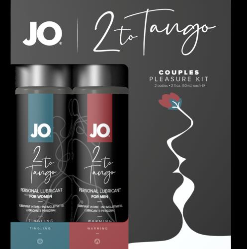 JO 2 TO TANGO COUPLES PLEASURE KIT - JO20004