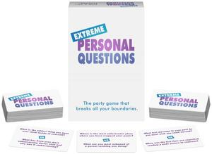 Extreme Personal Questions (Out June)