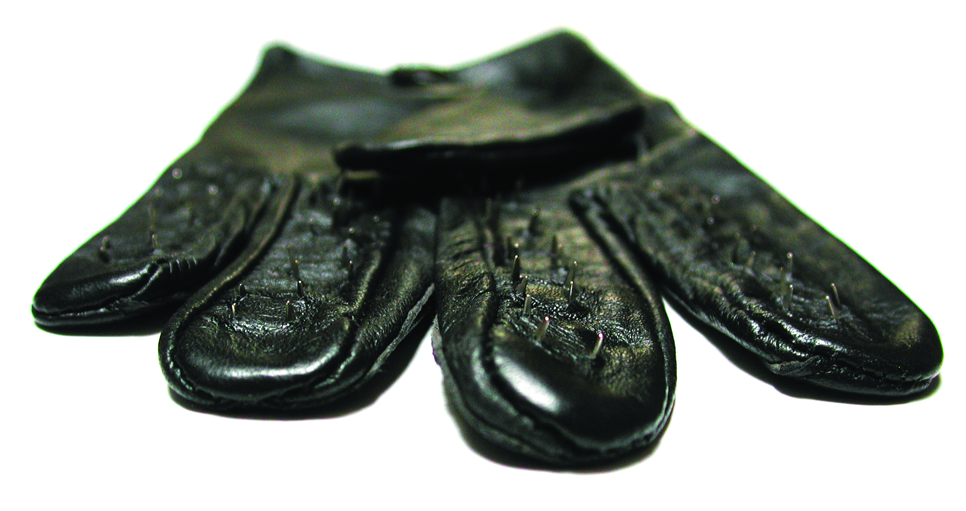VAMPIRE GLOVES LEATHER SMALL