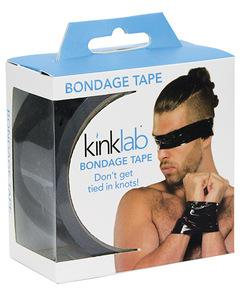 Bondage Tape Unisex Black