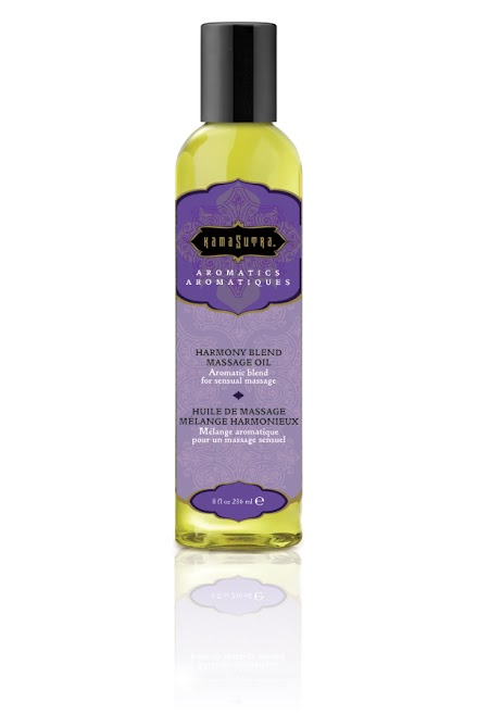 AROMATIC MASSAGE OIL HARMONY BLEND