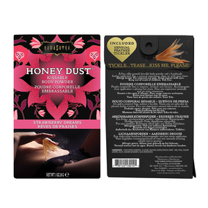 Honey Dust Strawberry 1Oz