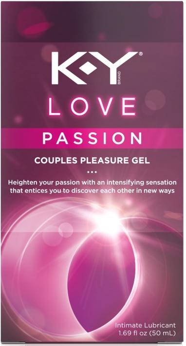 KY LOVE PASSION 1.69 OZ