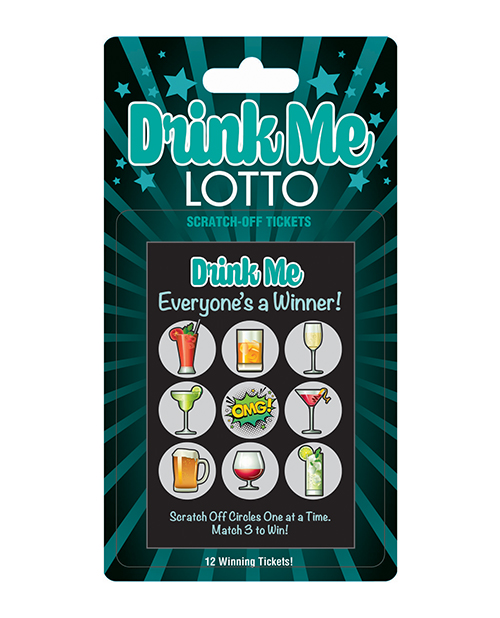 DRINK ME LOTTO