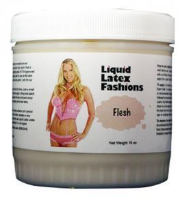 (Wd) Liquid Latex Solid Flesh