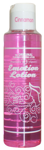EMOTION LOTION-CINNAMON