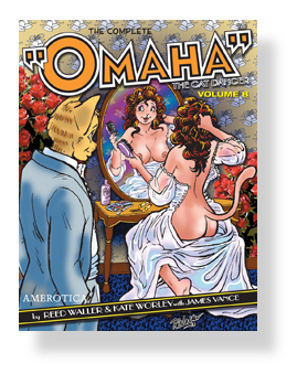 OMAHA THE CAT DANCER #08 (COM)