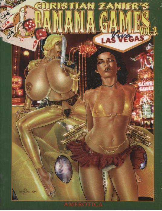 BANANA GAMES #02 (COM)
