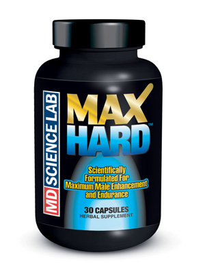 MAX HARD 30PC BOTTLE CLAMSHELL