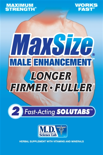 MAX SIZE 2 PACK