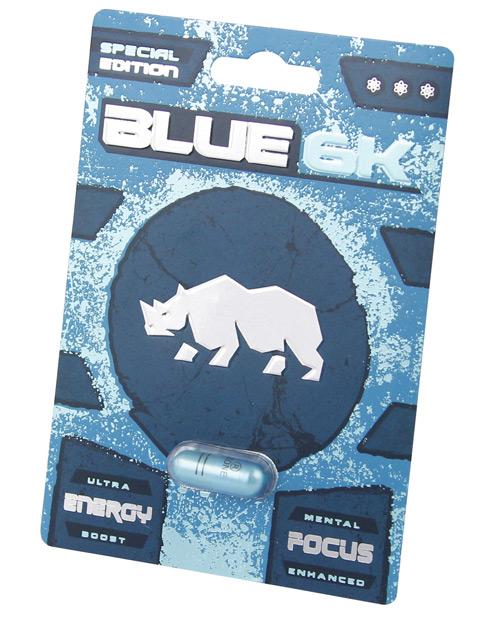 BLUE 6K 1PC