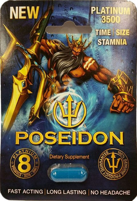 POSEIDON 1PC