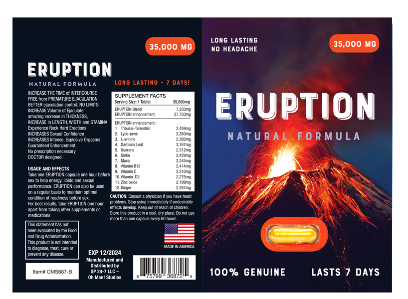 ERUPTION 1 PC