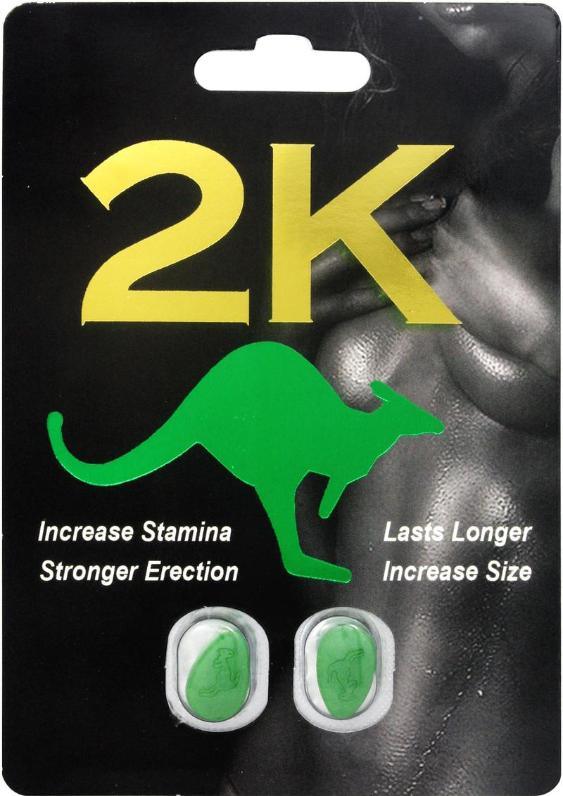 KANGAROO 2K FOR HIM (2 CT)
