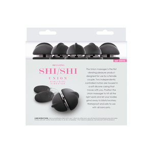 Shi/Shi Union Girl/Girl Vibe Black