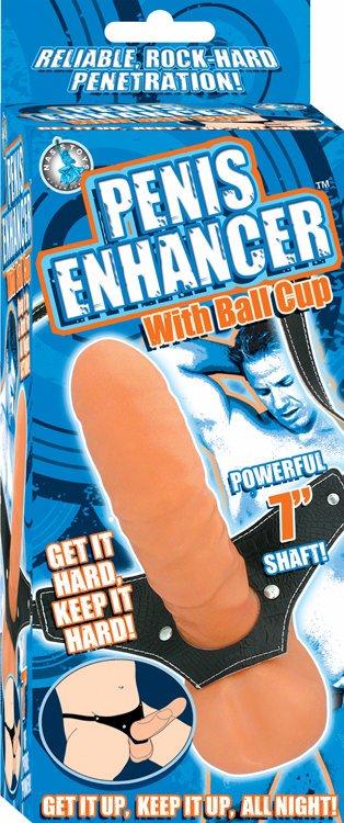 PENIS ENHANCER W/BALL CUP