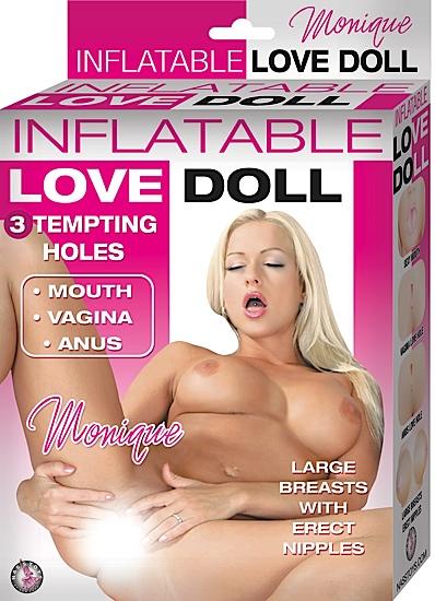 INFLATABLE LOVE DOLL MONIQUE