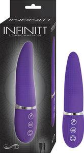 Infinitt Tongue Massager Purple