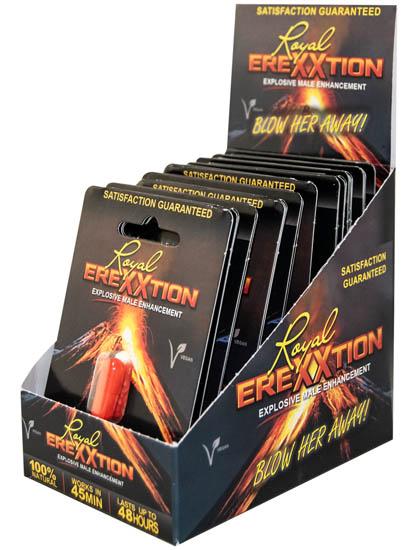 ROYAL EREXXTION EXPLOSIVE MALE ENHANCEMENT PILL 1 PC
