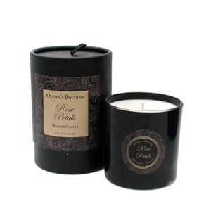 Massage Candle Rose Petals 6.5 Oz