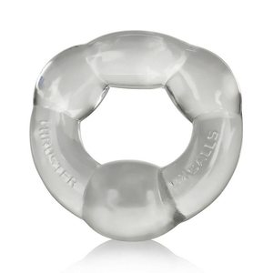 Thruster Cockring Oxballs Clear (Net)