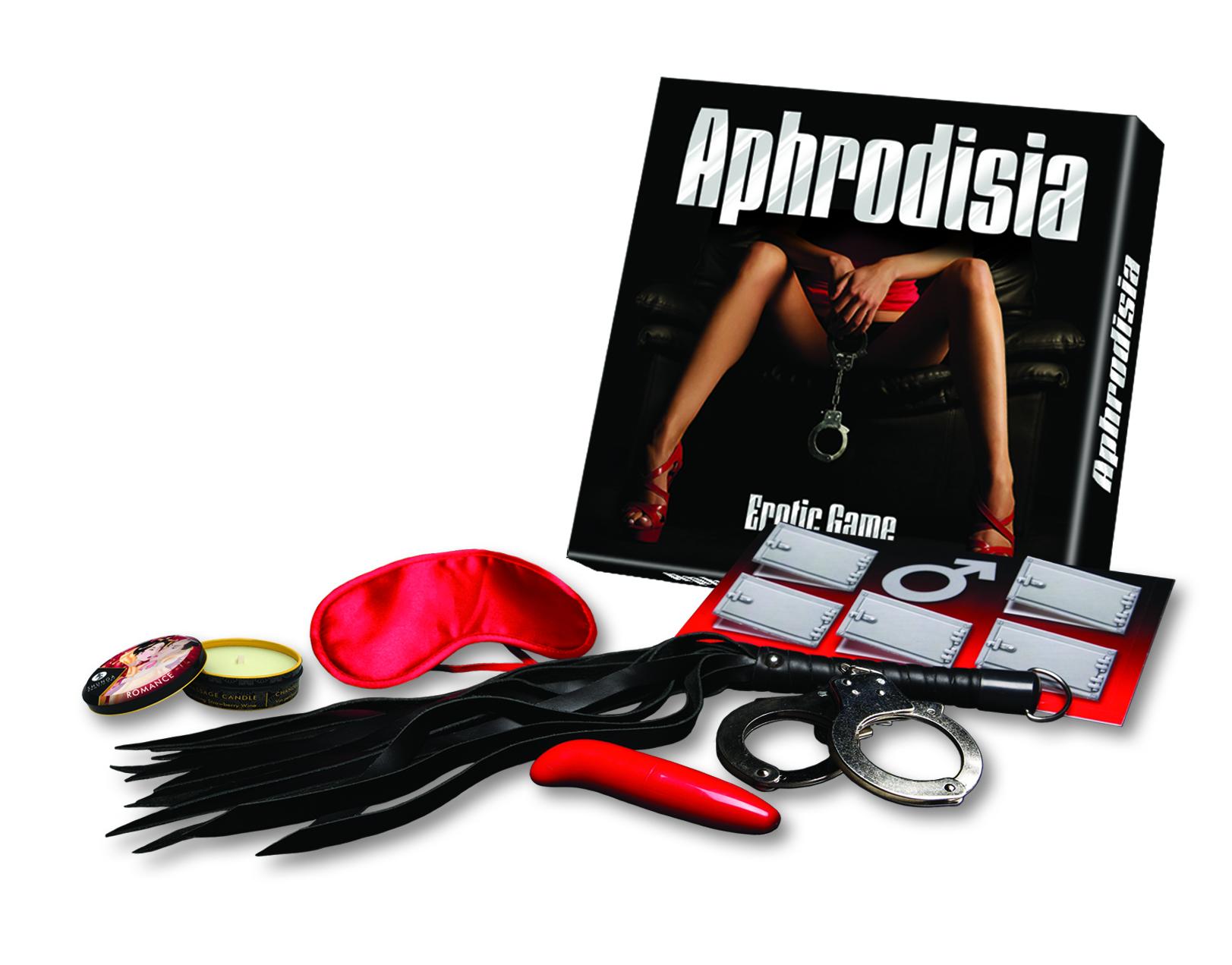 APHRODISIA EROTIC GAME