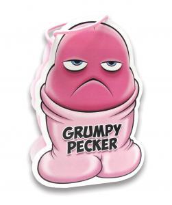 Grumpy Pecker Bag