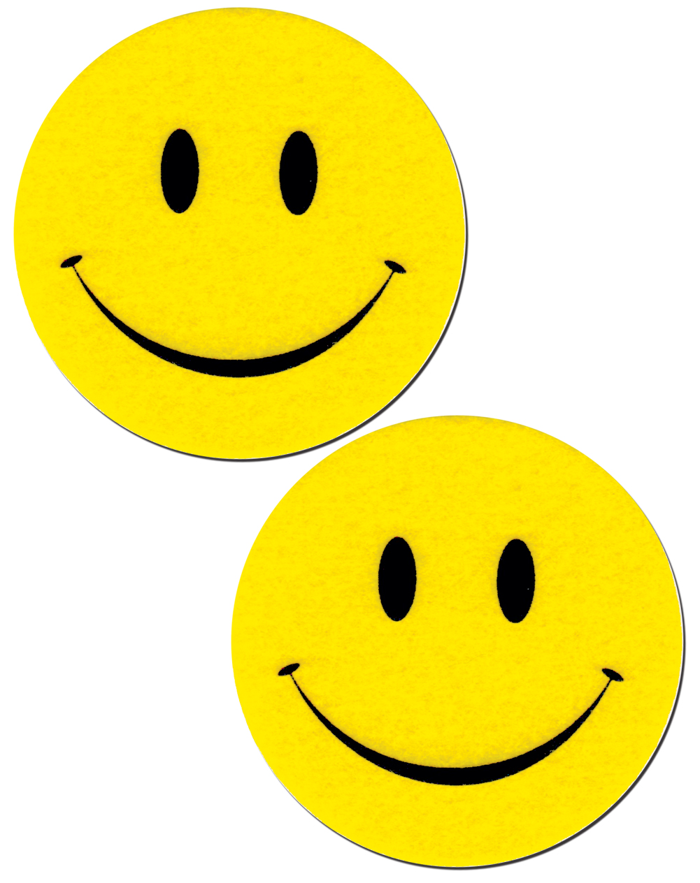 PASTEASE SMILEYFACE YELLOW