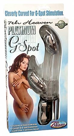 Cleverly Curved G-Spot Stimulation