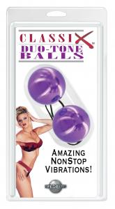 Classix Duo Tone Balls Purple