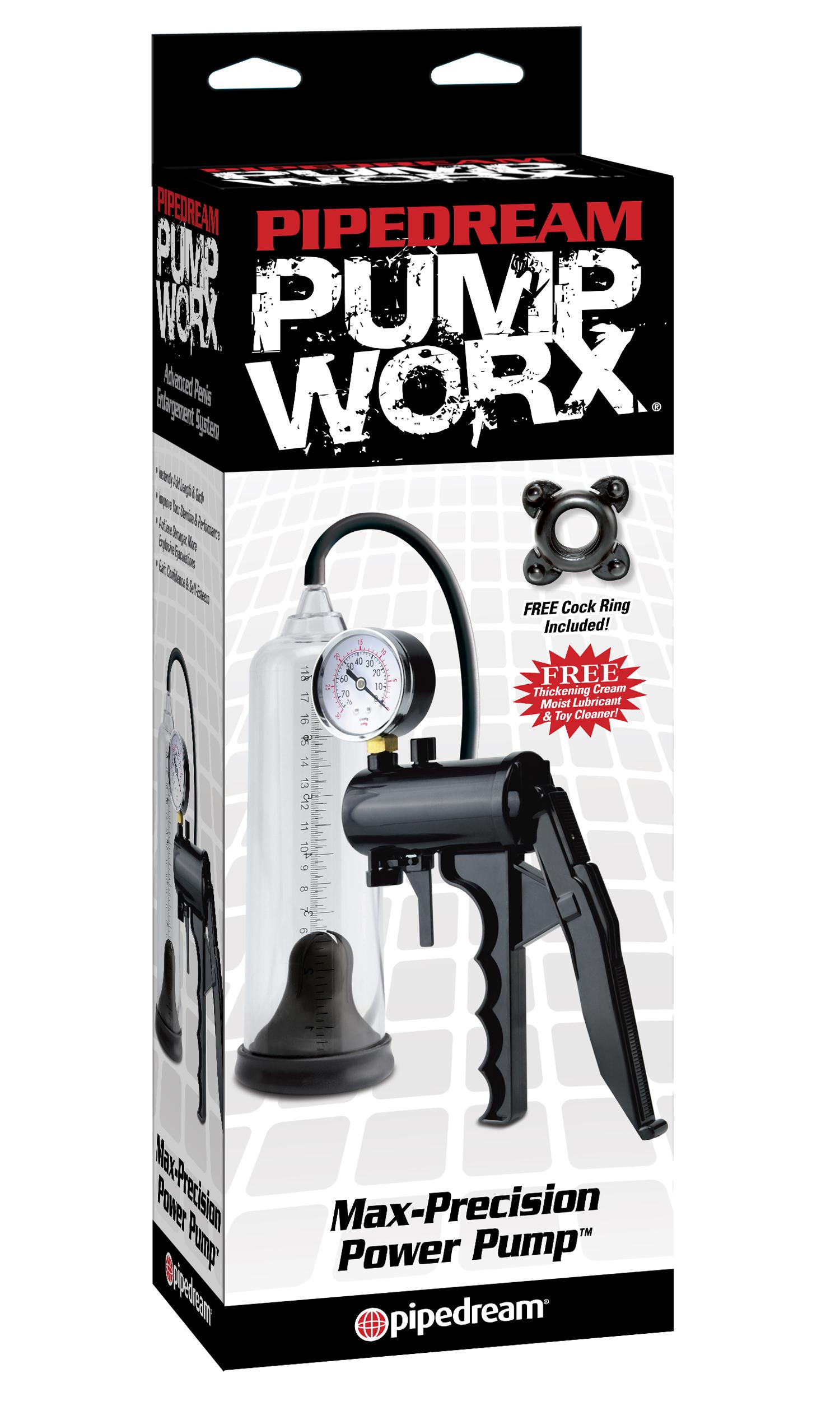 PUMP WORX MAX PRECISION POWER PUMP  - PD327023