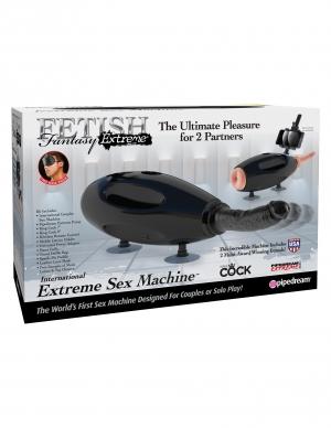 FETISH FANTASY EXTREME SEX MACHINE