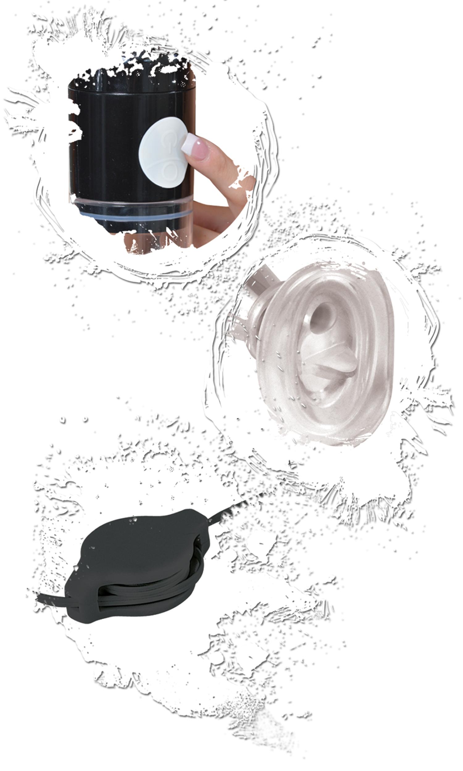 FETISH FANTASY EXTREME CLIT & TIT POWER PUMP