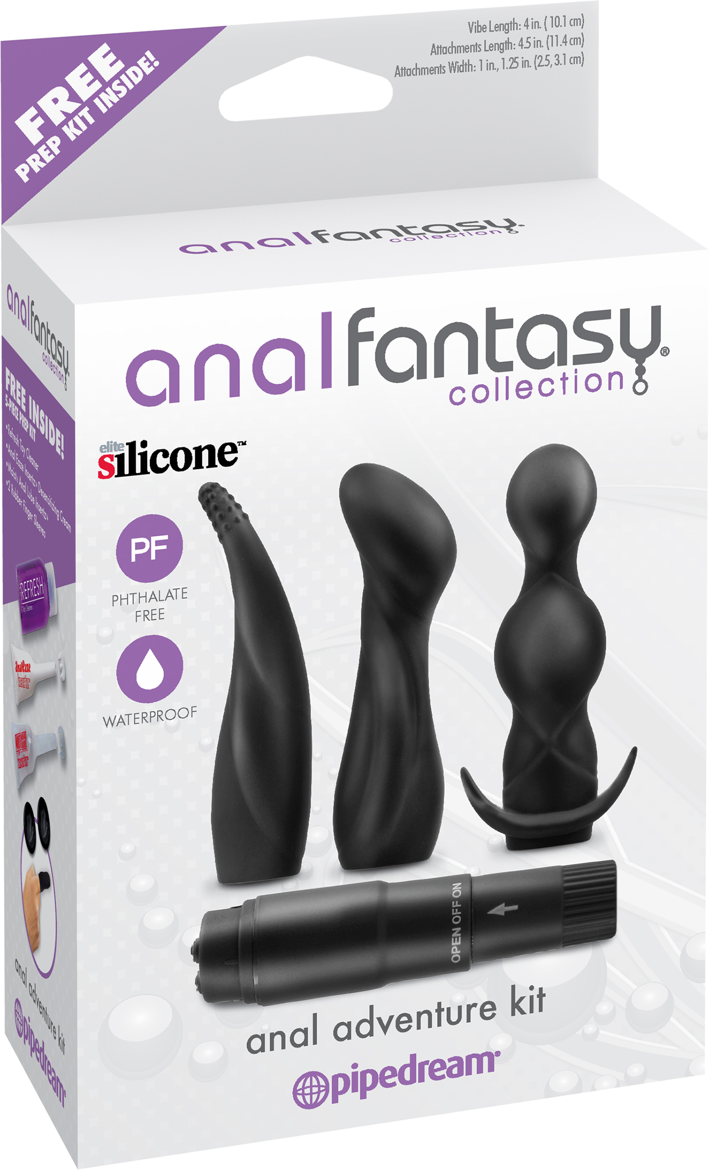 ANAL FANTASY ANAL ADVENTURE KIT  - PD466523