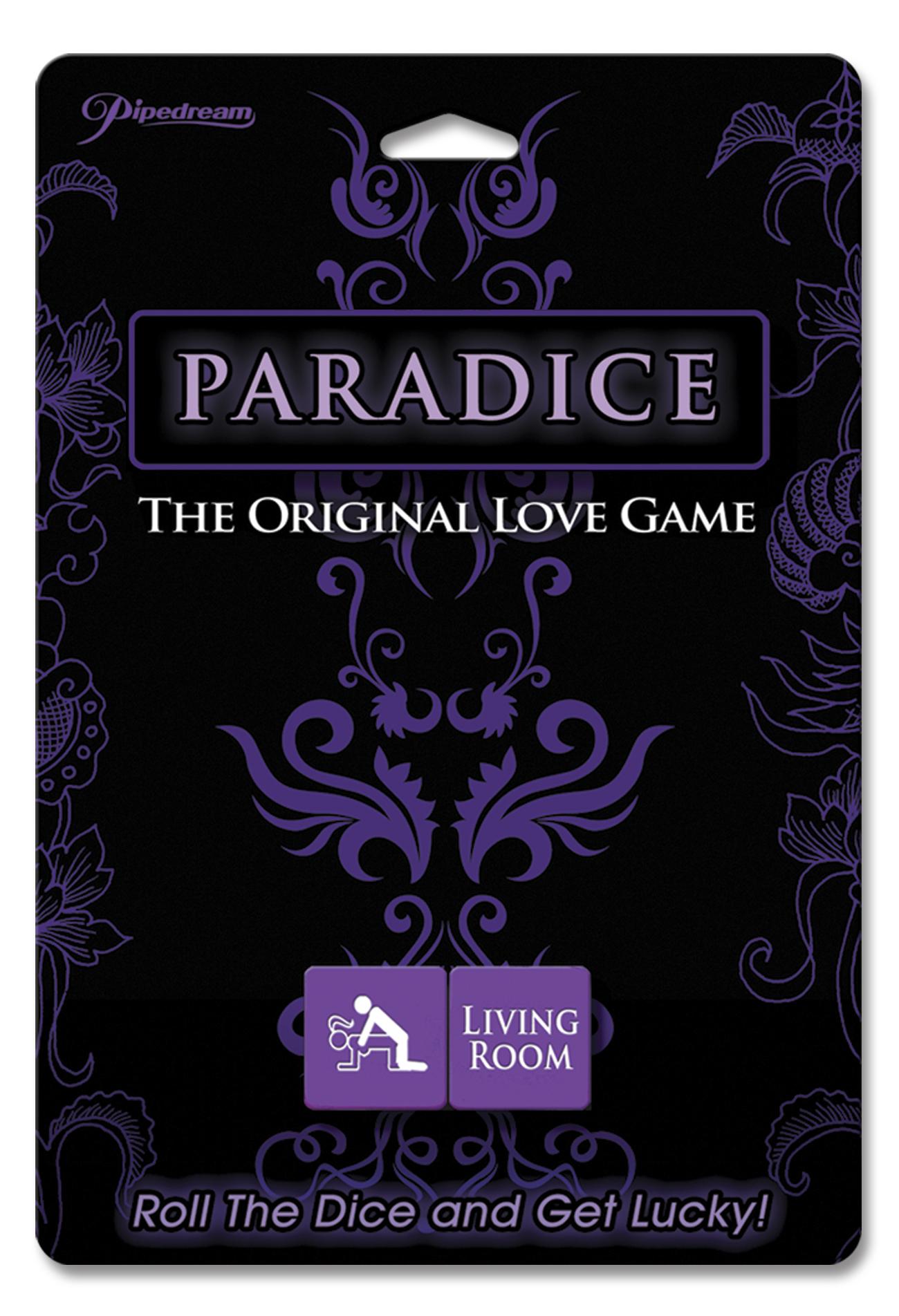 PARADICE - THE ORIGINAL LOVE GAME