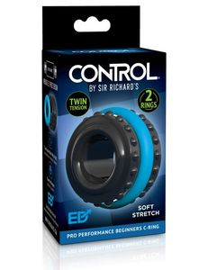 Sir Richard's Control Pro Performance Beginners C-Ring Blue