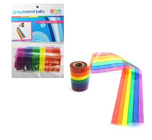 Rainbow Crime Scene Tape