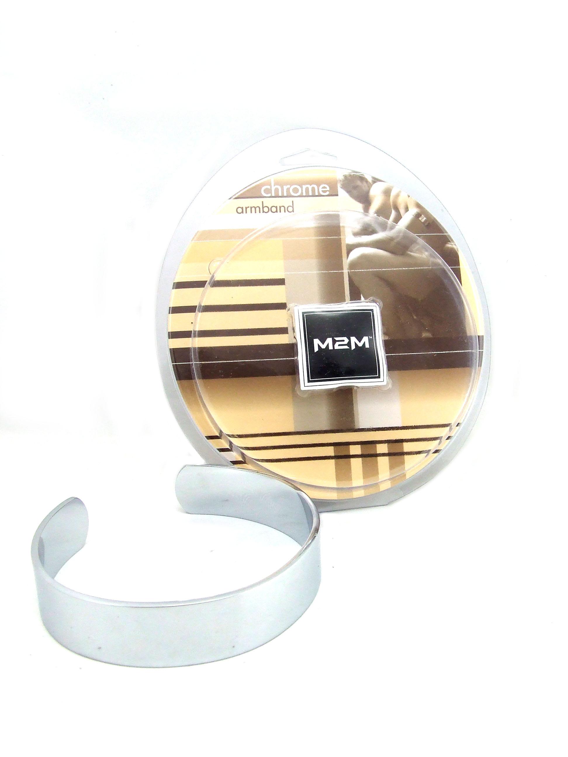 ARMBAND STEEL MEDIUM CHROME - PHSM2M811M