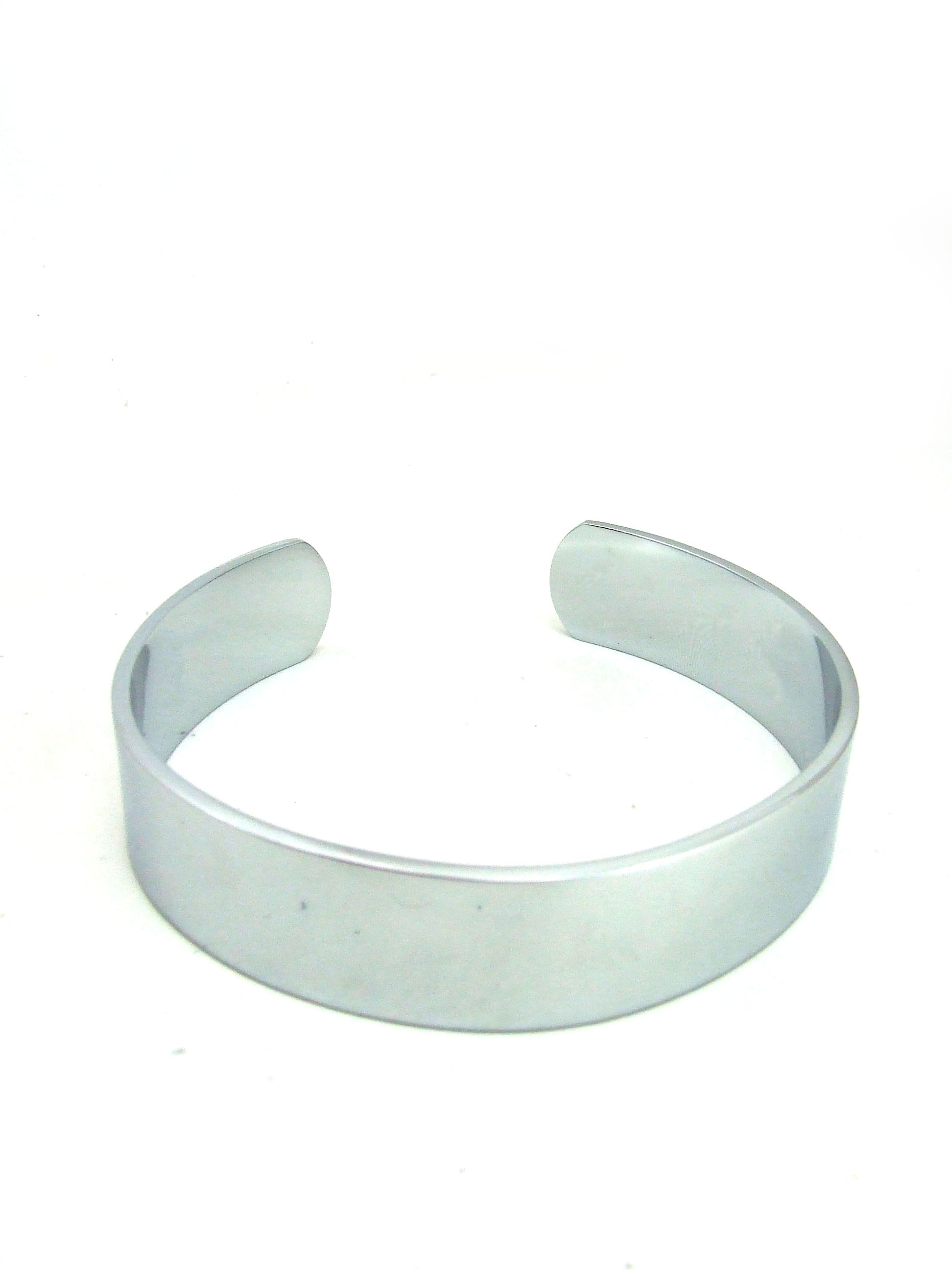 ARMBAND STEEL MEDIUM CHROME