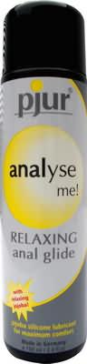 ANALYSE ME GLIDE 100ML SILICONE