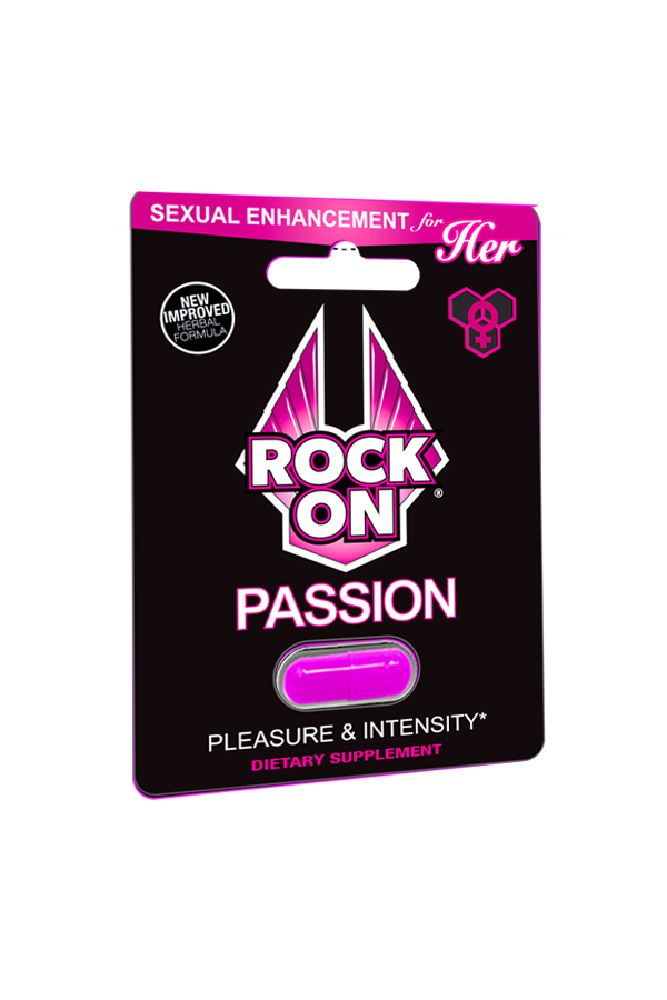 ROCK ON PILL FOR HER 12PK