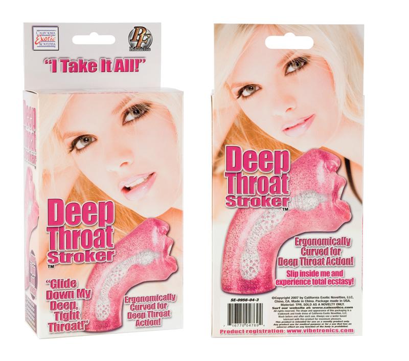 Deep Throat Stroker - SE095604
