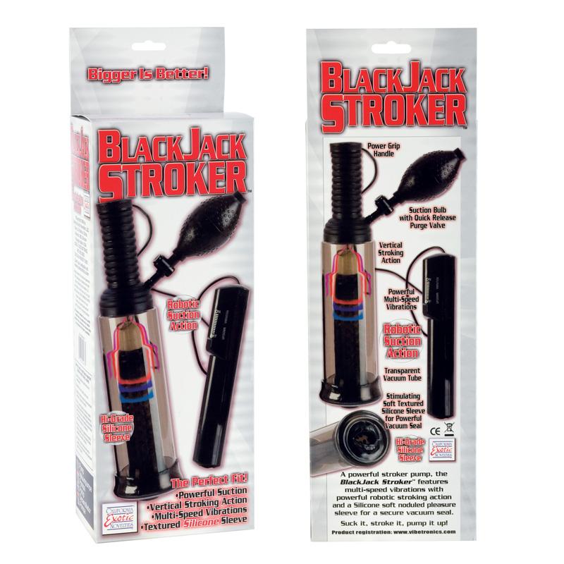 Black Jack Stroker