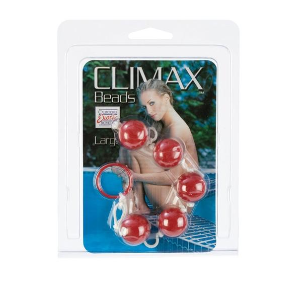 Climax Beads-Lg-Asst Colors - SE122200